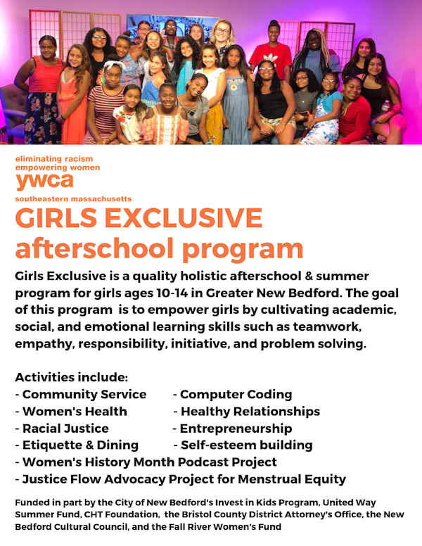 Youth Services | YWCA Southeastern Massachusetts