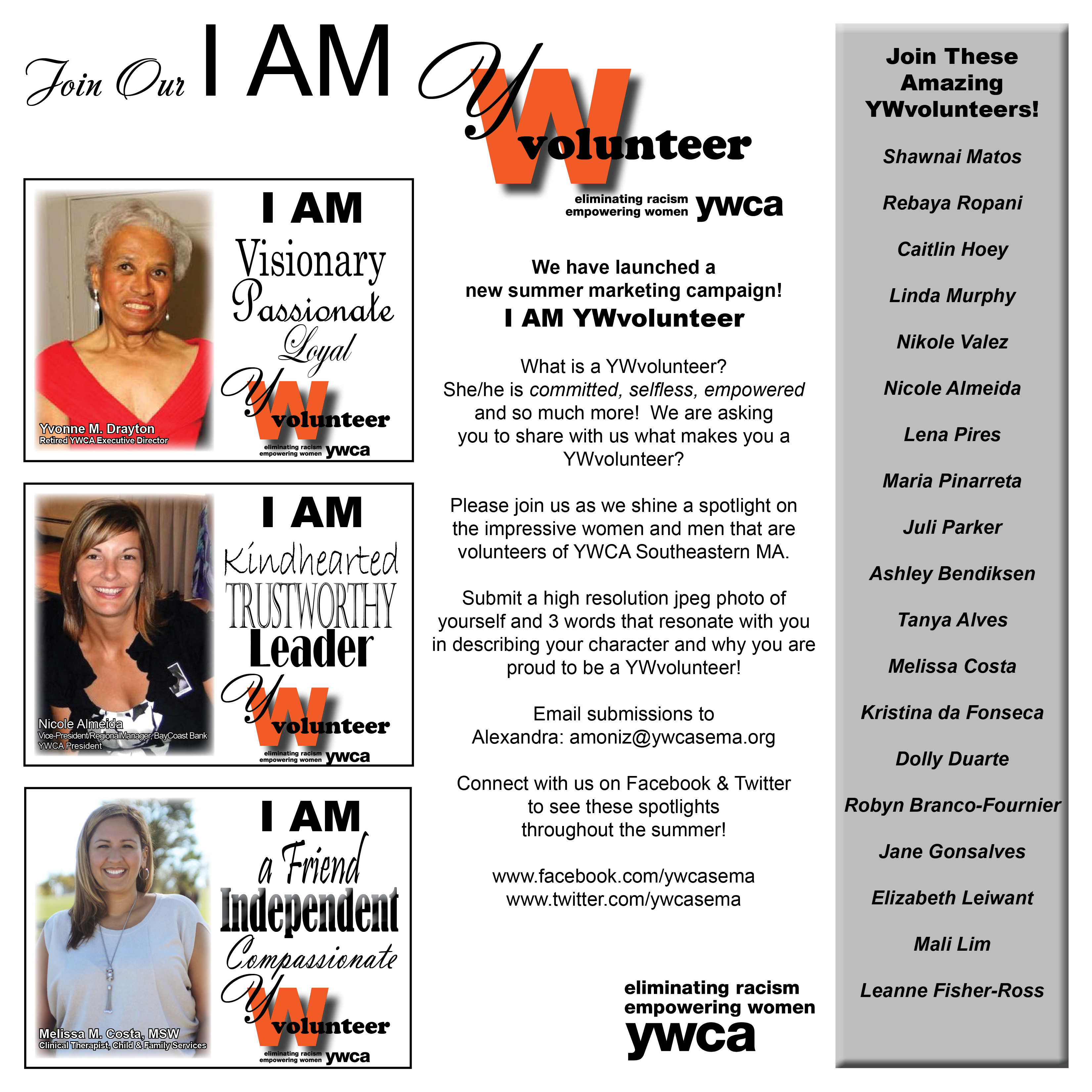 IAMYvolunteerflyer