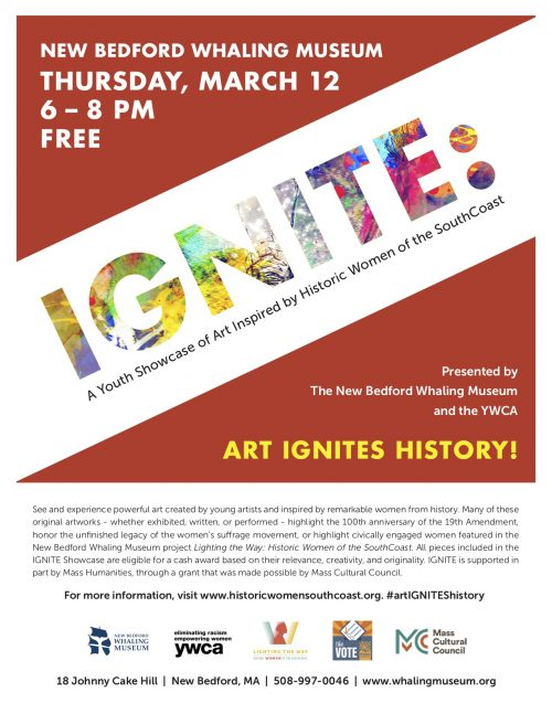 LTW Mar12.2020 Ignite Event Flyer