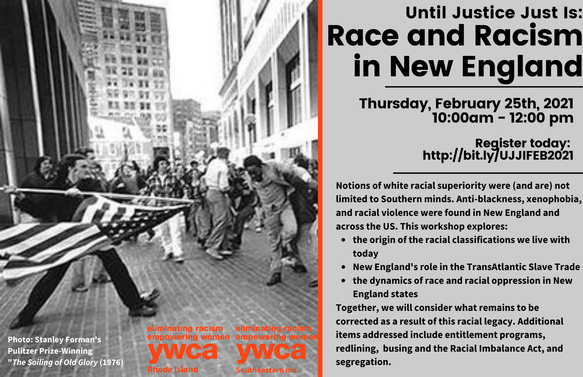 Race and Racism in New England