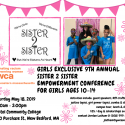 Girls Exclusive hosts its 9th Annual Sister 2 Sister Conference!
