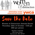 Save the Date: Women of Distinction Awards!