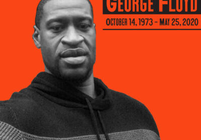 George Floyd Graphic