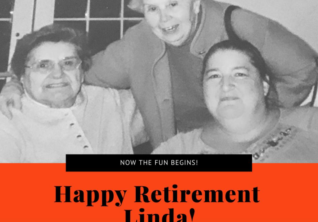 Linda Retirement