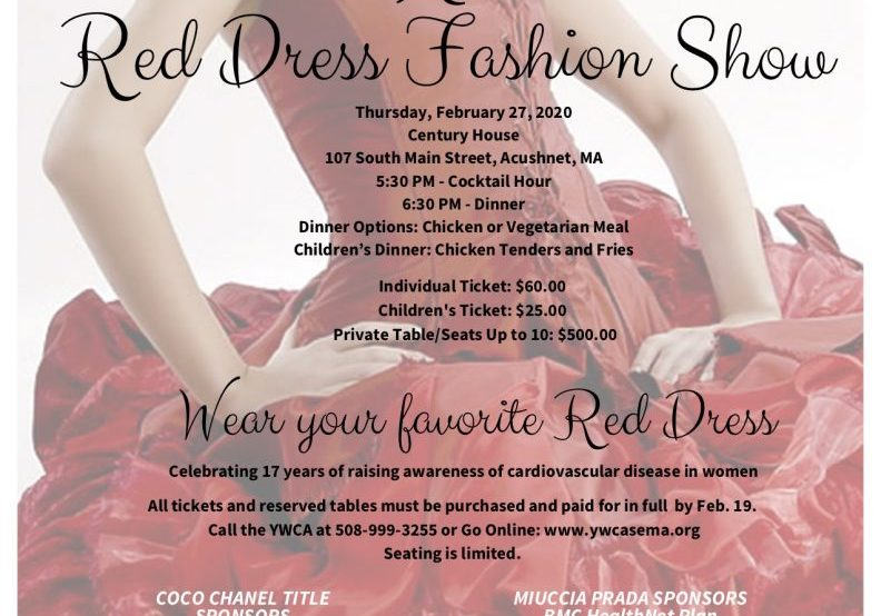 Red Dress Flyer Final
