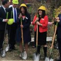 YWCA Under One Roof Campaign: We have broken ground!