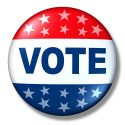Voter Registration: Deadline to register to vote is October 17, 2018!